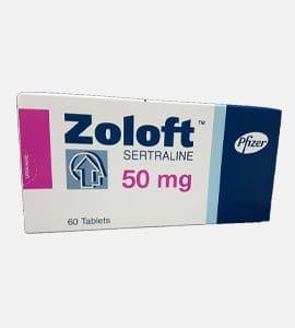 Zoloft (Sertraline)