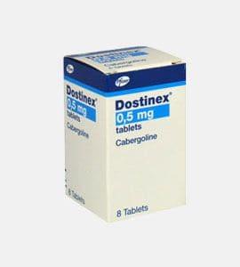 Dostinex (Cabergoline)
