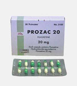 Prozac (Fluoxetine)
