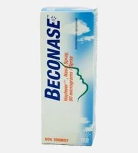 Beconase AQ (Beclometasone)