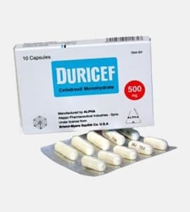 Duricef (Cefadroxil)